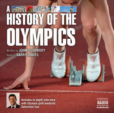 A History of the Olympics 9781843794929