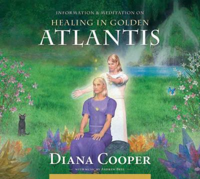 Healing in Golden Atlantis 9781844095223