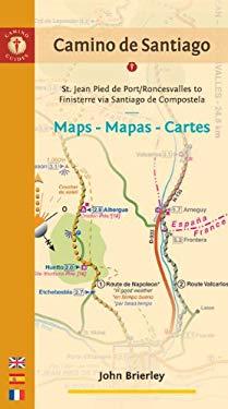 Camino de Santiago: St. Jean Pied de Port/Roncesvalles/Santiago de Compostela/Finisterre 9781844095292