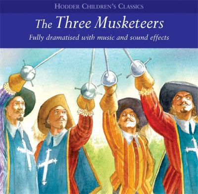 The Three Musketeers 9781844566723