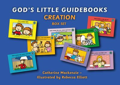 God's Little Guidebook Creation 9781845505929