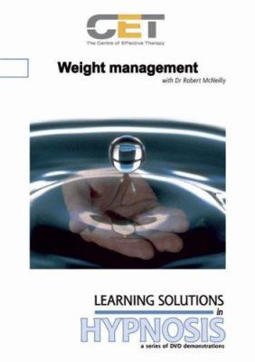 Learning Solutions in Hypnosis: Weight Management 9781845900083