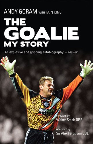 The Goalie: My Story 9781845966003