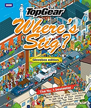 Top Gear: Where's Stig?: Glovebox Edition 9781846078095