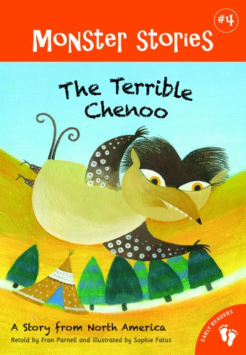 Terrible Chenoo Chapter: A Story from North America 9781846865565