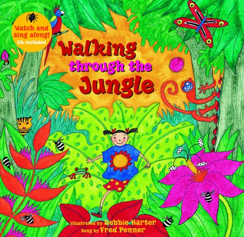Walking Through the Jungle with Cdex 9781846866609
