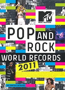 MTV Pop and Rock World Records 2011 9781847326379