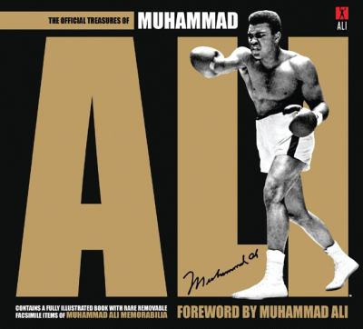 The Official Treasures of Muhammad Ali 9781847326713