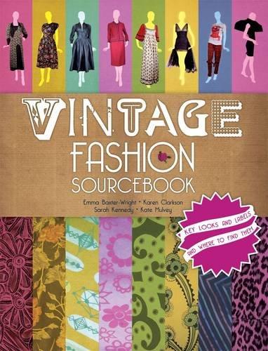 Vintage Fashion Sourcebook 9781847327925