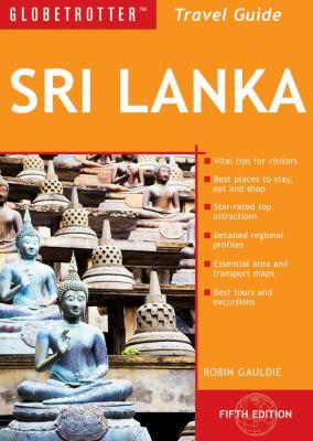 Globetrotter Sri Lanka Travel Guide [With Map] 9781847737403