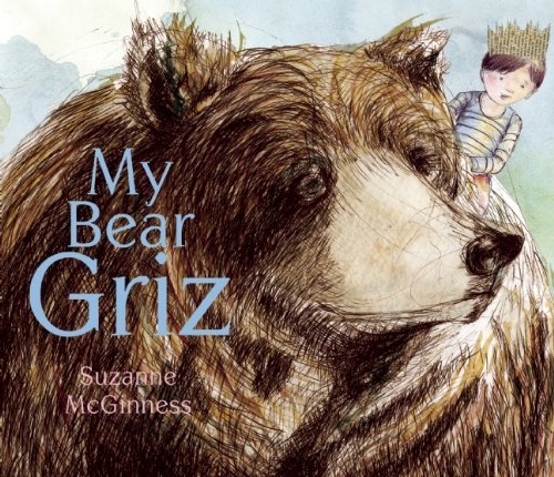 My Bear Griz 9781847801135