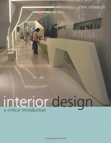 Interior Design: A Critical Introduction 9781847883124