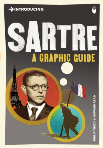Introducing Sartre: A Graphic Guide 9781848312111