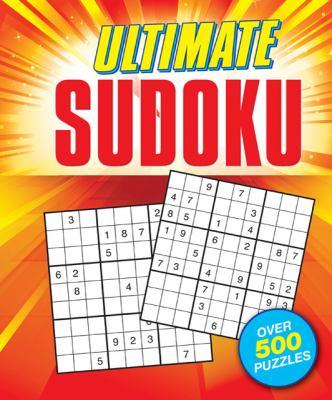 Ultimate Sudoku Ultimate Sudoku 9781848377745