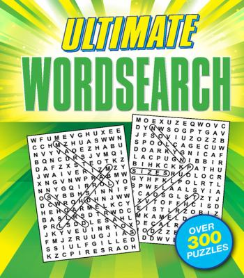 Ultimate Wordsearch 9781848377752