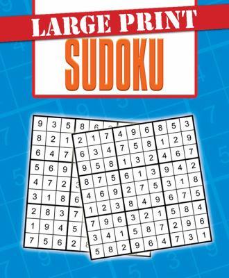 Large Print Sudoku 9781848378834