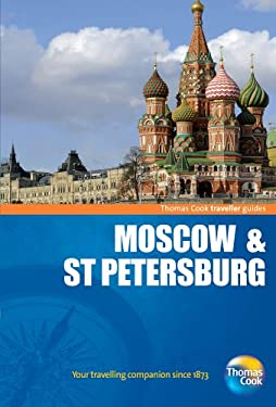 Thomas Cook Guides: Moscow & St Petereburg 9781848485457