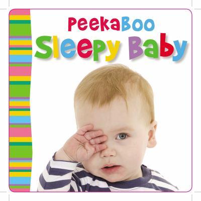 Peek-A-Boo! Sleepy Baby 9781848793651