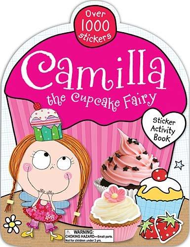 Camilla the Cupcake Fairy: Sticker Activity Book