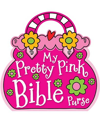 My Pretty Pink Bible Purse (9781848796065) photo