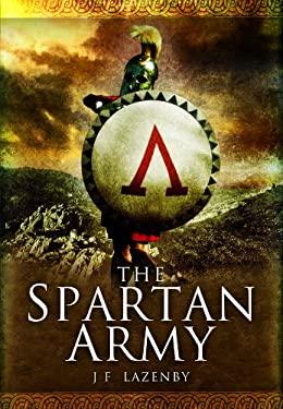 The Spartan Army 9781848845336