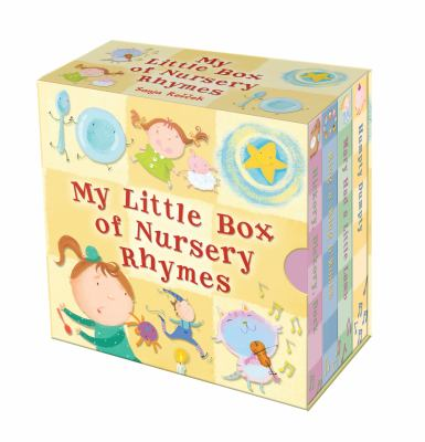 My Little Box of Nursery Rhymes 9781848951259