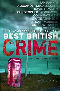 The Mammoth Book of Best British Crime, Volume 8 9781849015677