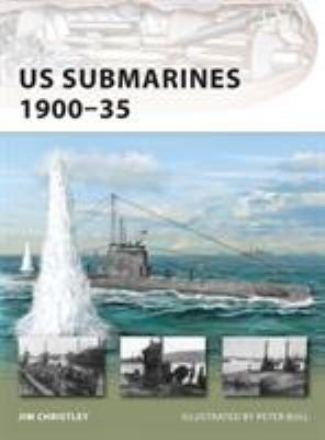US Submarines 1900-35 9781849081856