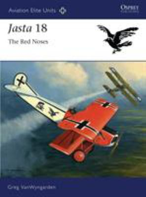 Jasta 18 - The Red Noses 9781849083355