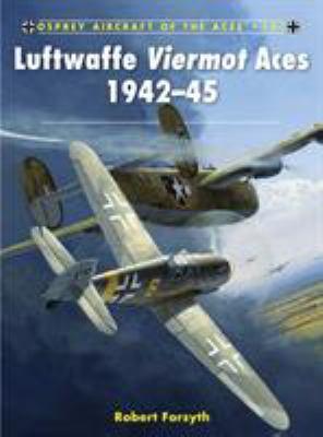 Luftwaffe Viermot Aces 1942-45 9781849084383