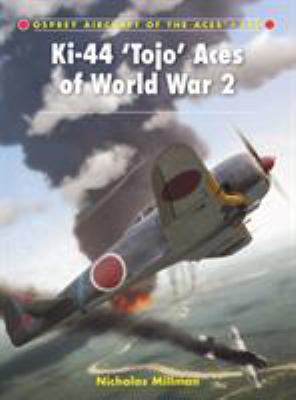 KI-44 'Tojo' Aces of World War 2 9781849084406