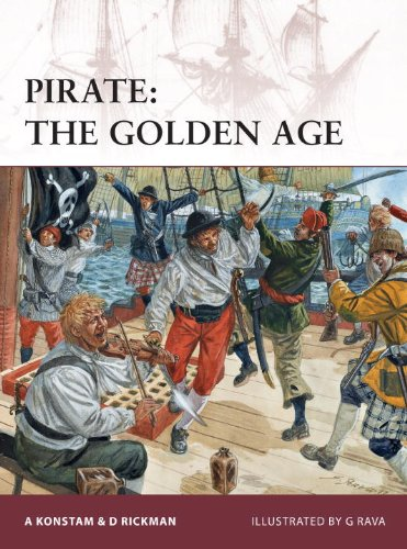 Pirate: The Golden Age 9781849084970