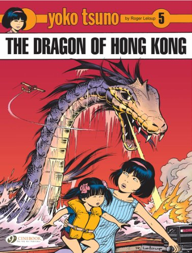 The Dragon of Hong Kong 9781849180412