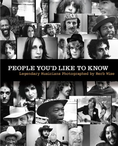 People You'd Like to Know: Legendary Musicians 9781849382304