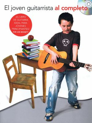 El Joven Guitarrista al Completo [With CD (Audio)] 9781849384506