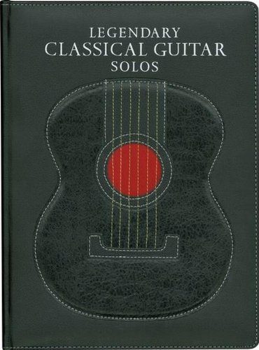 Legendary Classical Guitar Solos 9781849384650