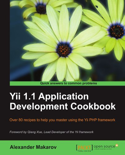 Yii 1.1 Application Development Cookbook 9781849515481