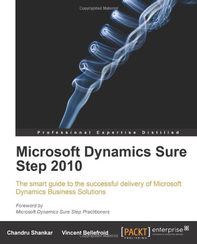 Microsoft Dynamics Sure Step 2010 9781849681100