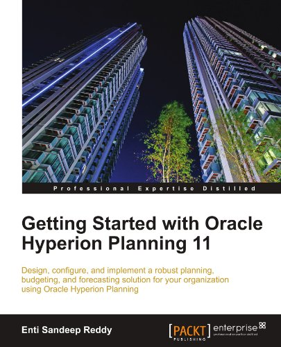 Getting Started with Oracle Hyperion Planning 11 9781849681384