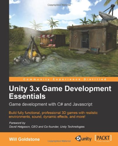 Unity 3.X Game Development Essentials 9781849691444