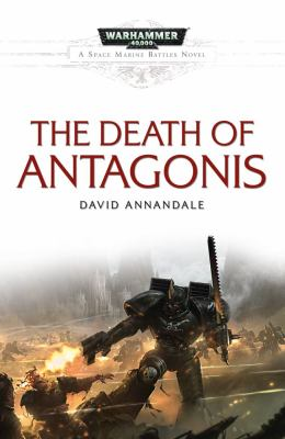 The Death of Antagonis 9781849703192