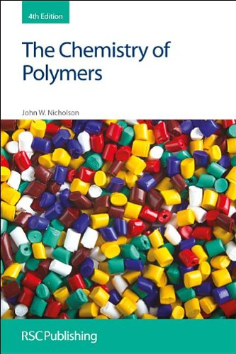 The Chemistry of Polymers 9781849733915