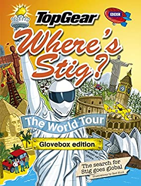 Where's Stig?: The World Tour 9781849900522