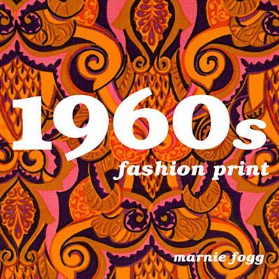 1960s Fashion Print 9781849940344
