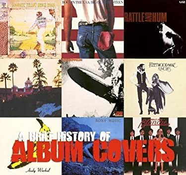 A Brief History of Album Covers 9781847862112