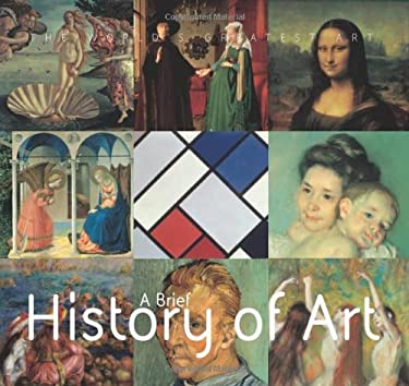 A Brief History of Art 9781844514458