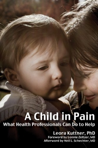 Child in Pain: What Health Professionals Can Do to Help