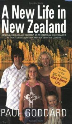 A New Life in New Zealand 9781845280017