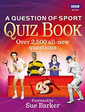 A Question of Sport Quiz Book 9781849903257