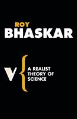 A Realist Theory of Science 9781844672042
